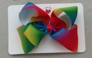 Large bow